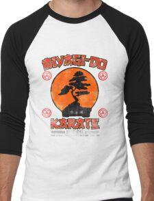 Mr Miyagi t shirt - Miyagi Do Karate Men's Baseball ¾ T-Shirt