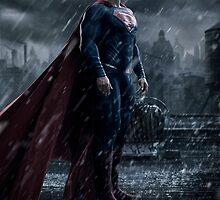 Batman V Superman - Superman by Marwan666