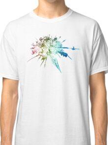 °FINAL FANTASY° Final Fantasy XIV Rainbow Logo Classic T-Shirt