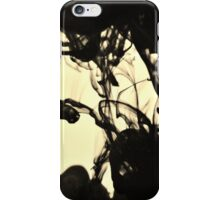Ink Spill iPhone Case/Skin