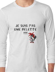 Max le Fou - Myles n'est pas une belette Long Sleeve T-Shirt