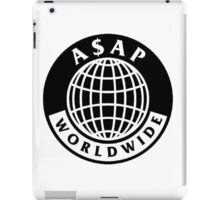 asap worlwide iPad Case/Skin