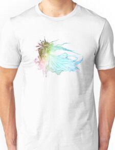 °FINAL FANTASY° Final Fantasy XV Rainbow Logo Unisex T-Shirt