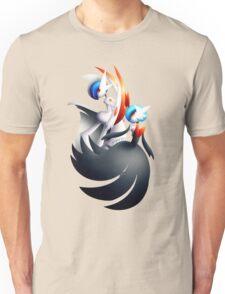 [V.2] MGallade & MGardevoir Shiny  Unisex T-Shirt