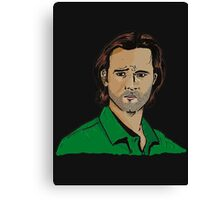 Sam Winchester - Supernatural Canvas Print
