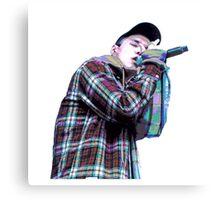 Korean Singer Dean  Canvas Print