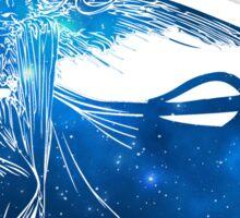 °FINAL FANTASY° Final Fantasy XV Space Logo Sticker