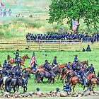 150TH ANNIVERSARY REENACTMENT by Diane Peresie