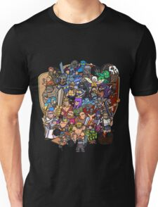 Clash royale and of clans family Unisex T-Shirt
