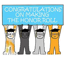 Congratulations on making the Honor Roll by KateTaylor