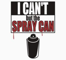 Spray Can (red & black) by xouren