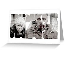 Antwoord Greeting Card