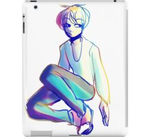 ive given up on titles iPad Case/Skin