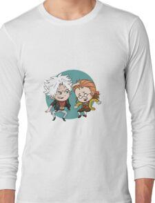 Schubert and Beethoven Long Sleeve T-Shirt