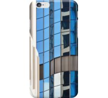 Brisbane in Blue iPhone Case/Skin