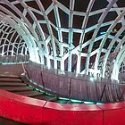 Webb Bridge by Robert Dettman