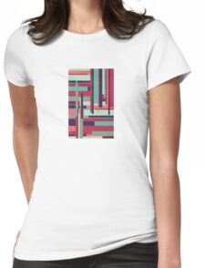 Diversity Womens Fitted T-Shirt