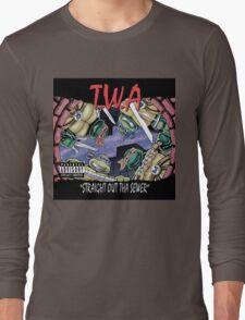 Teenage Mutant Ninja Turtles - T.W.A - Straight Out Tha Sewer Long Sleeve T-Shirt