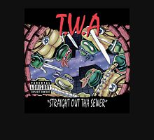 Teenage Mutant Ninja Turtles - T.W.A - Straight Out Tha Sewer Unisex T-Shirt
