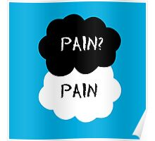 Pain? Pain - The Fault in Our Stars Poster