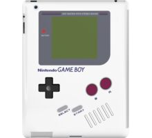Boy I Love Games iPad Case/Skin