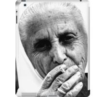 Albanian Nun  iPad Case/Skin