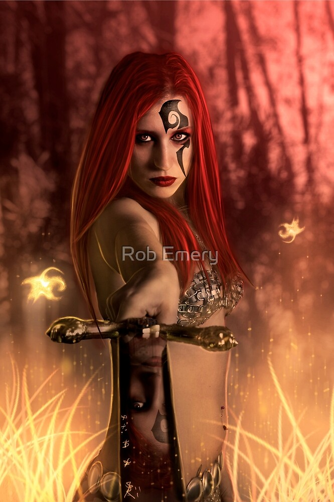 Red by Rob Emery