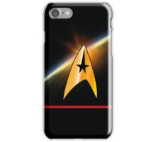 NCC 1701 Command Crew Planet iPhone Case/Skin