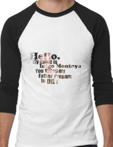My Name is Inigo Montoya Men's Baseball ¾ T-Shirt