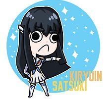 Kiryuuin Satsuki by hycyanic