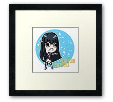 Kiryuuin Satsuki Framed Print