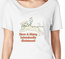 Have A Merry Labradoodle Christmas Women's Relaxed Fit T-Shirt