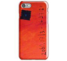 13th July 2060 iPhone Case/Skin