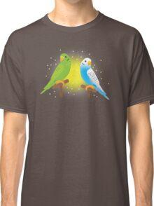 Two budgies Classic T-Shirt