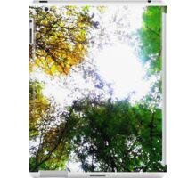 Heaven Through the Canopy  iPad Case/Skin