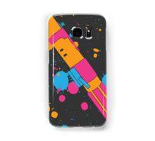 Darth Vader Lightsaber Paint Splatter (Full Color) Samsung Galaxy Case/Skin