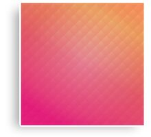 Abstract geometric colorful background, pattern Canvas Print