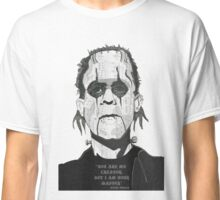 Frankenstein Alice Classic T-Shirt