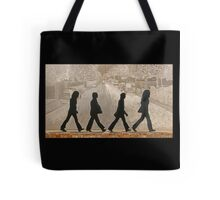 The Beatles ~ Abbey Road Tote Bag