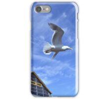 bird of flight iPhone Case/Skin