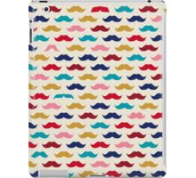 Moustaches iPad Case/Skin