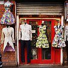 Fashion Boutique Display - Soho, London by Ed Sweetman
