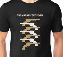 the magnificent seven The movie Unisex T-Shirt