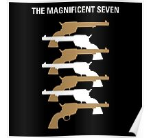 the magnificent seven The movie Poster