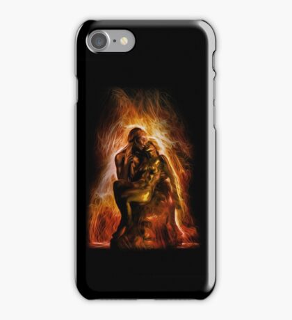 The Ashes and the Fire iPhone Case/Skin