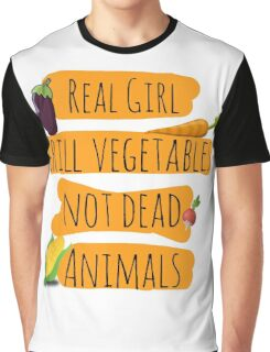 Real Girl Graphic T-Shirt