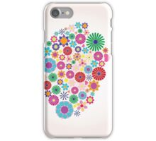 Abstract human brain, creative iPhone Case/Skin