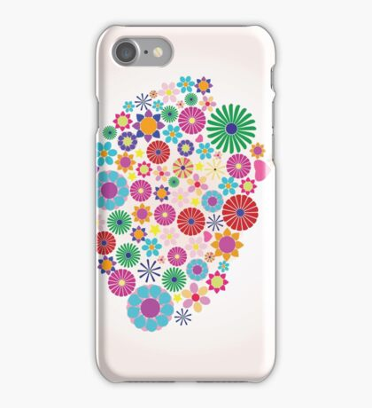 Abstract human brain, creative iPhone Case/Skin