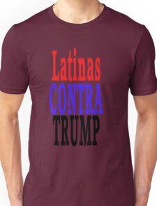 Latinas Contra Trump Unisex T-Shirt