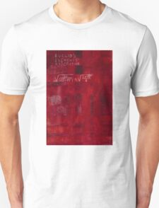 Euclid's Elements Apocrypha Unisex T-Shirt